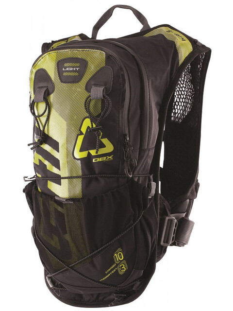 Leatt Cargo 3.0 DBX Bicycle Plecak żółty/czarny